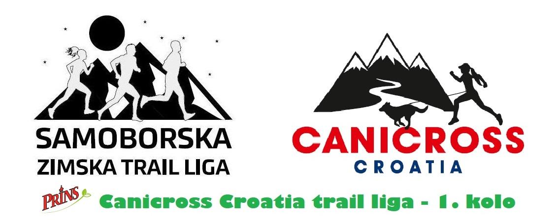 Prins canicross trail liga, 1. kolo